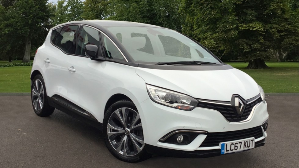 Used Renault Scenic MPV 1.2 TCe Dynamique Nav (s/s) 5dr