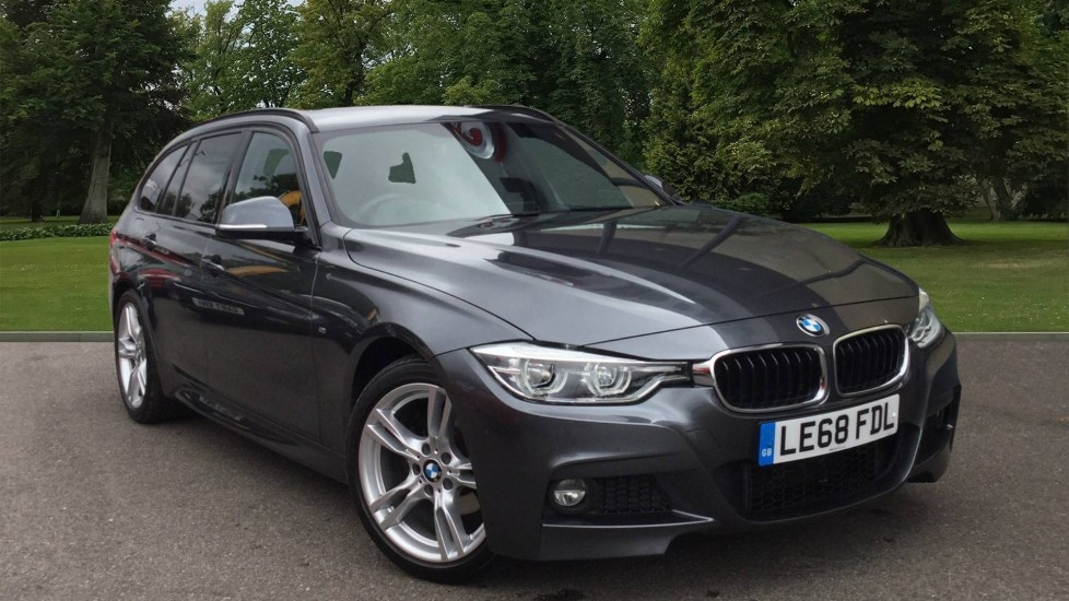 Used BMW 3 Series Estate 2.0 320i M Sport Touring Auto (s/s) 5dr