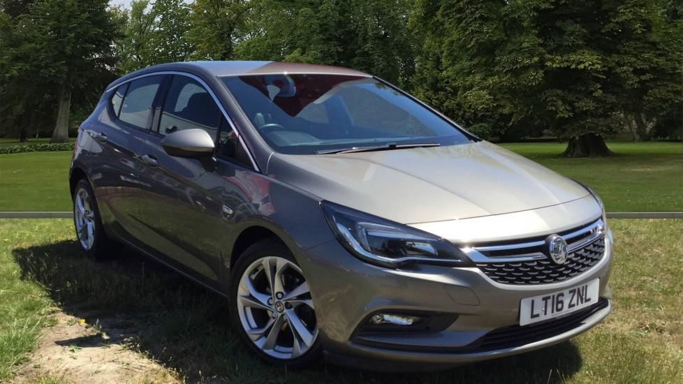 Used Vauxhall Astra Hatchback 1.4i SRi 5dr