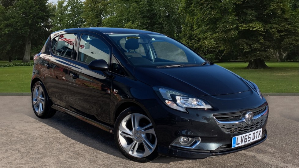 Used Vauxhall Corsa Hatchback 1.4i ecoTEC SRi VX Line 5dr