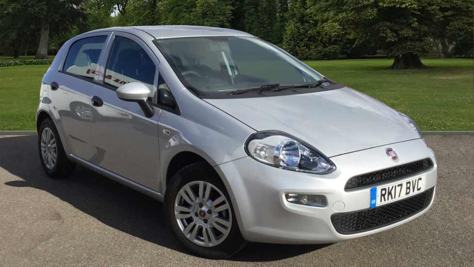 Used Fiat Punto Hatchback 1.2 8V Pop + 5dr