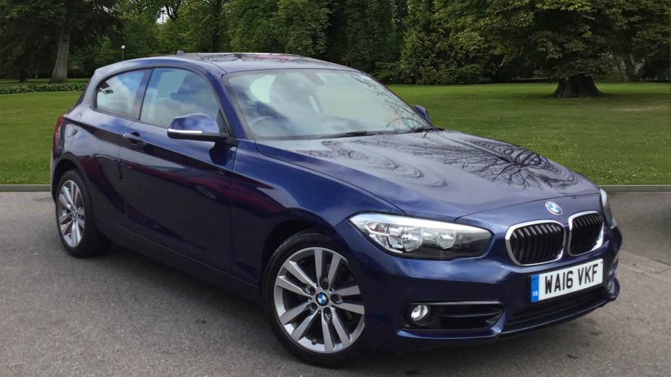 Used BMW 1 Series Hatchback 1.5 118i Sport Auto (s/s) 3dr