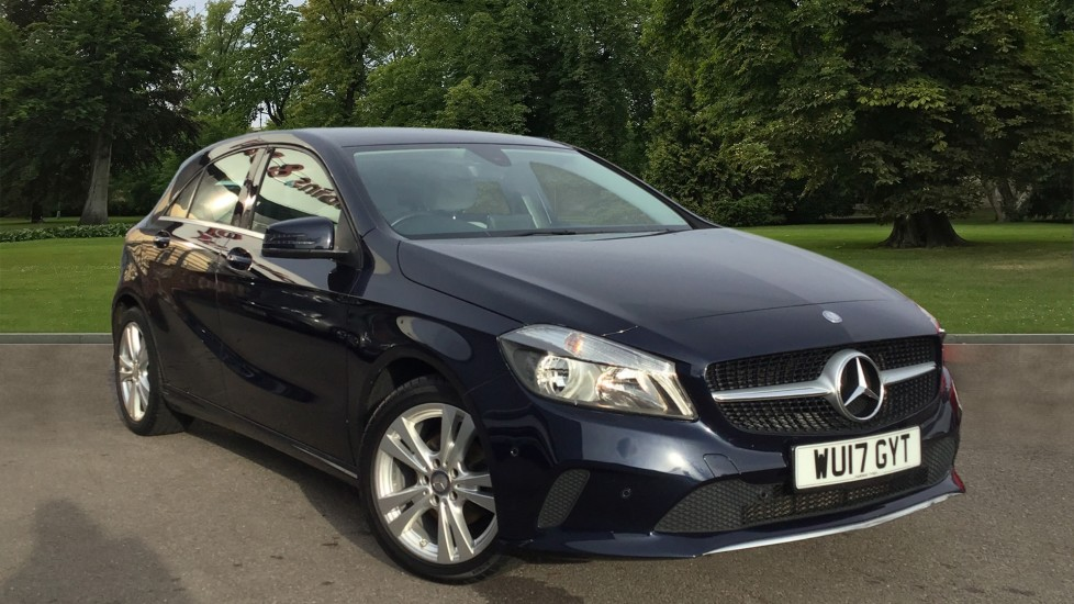 Used Mercedes-benz A Class Hatchback 1.5 A180d Sport (Executive) (s/s) 5dr