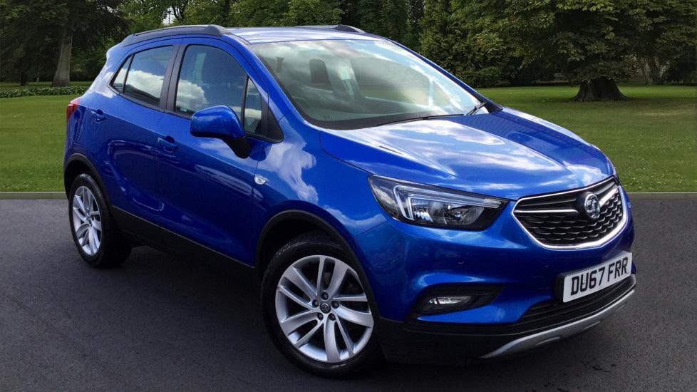 Used Vauxhall MOKKA X SUV 1.4i Turbo Active (s/s) 5dr