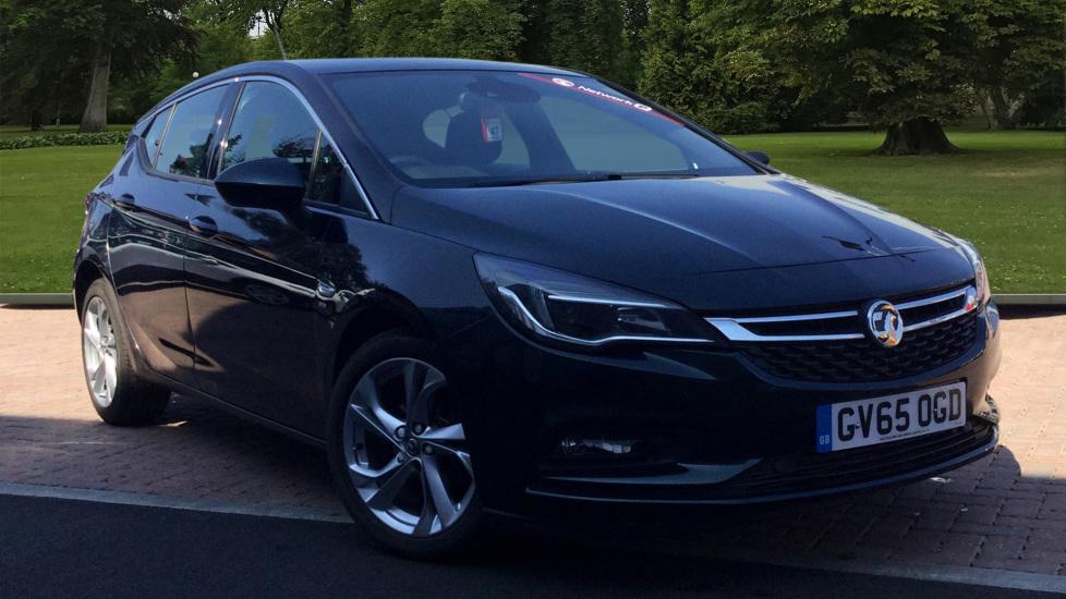 Used Vauxhall ASTRA Hatchback 1.4 i Turbo 16v SRi 5dr