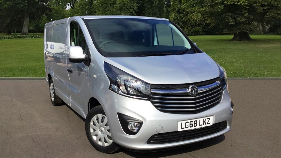 Used Vauxhall VIVARO Panel Van 2700 1.6CDTI BiTurbo 125PS ecoTEC Sportive H1 Van