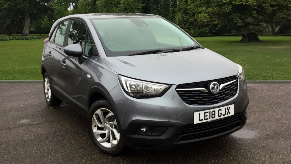 Used Vauxhall CROSSLAND X SUV 1.6 Turbo D ecoTEC BlueInjection SE Nav SUV (s/s) 5dr