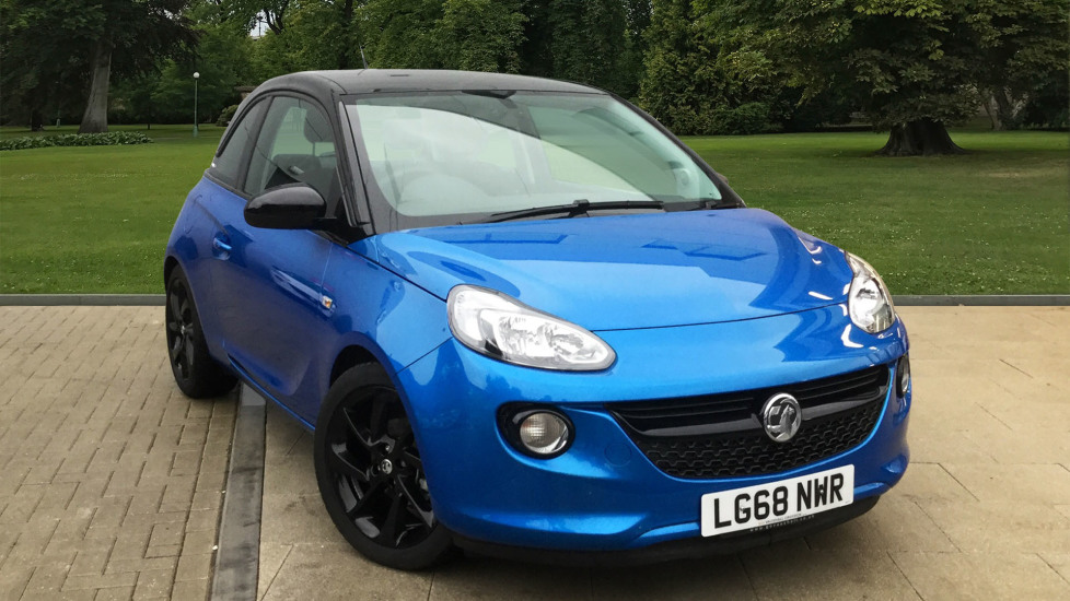 Used Vauxhall ADAM Hatchback 1.2 i ENERGISED Hatchback 3dr