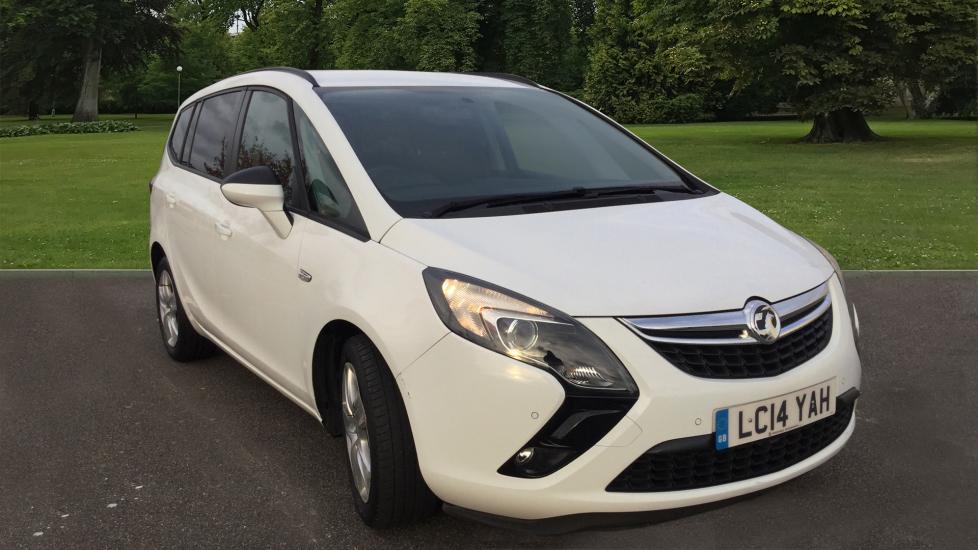 Used Vauxhall ZAFIRA TOURER MPV 2.0 CDTi 16v Exclusiv 5dr
