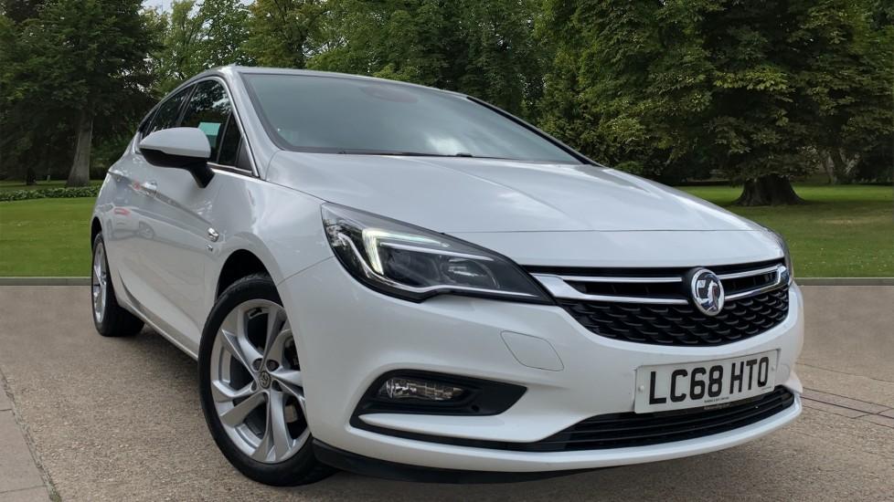 Used Vauxhall Astra Hatchback 1.0i Turbo ecoTEC SRi (s/s) 5dr