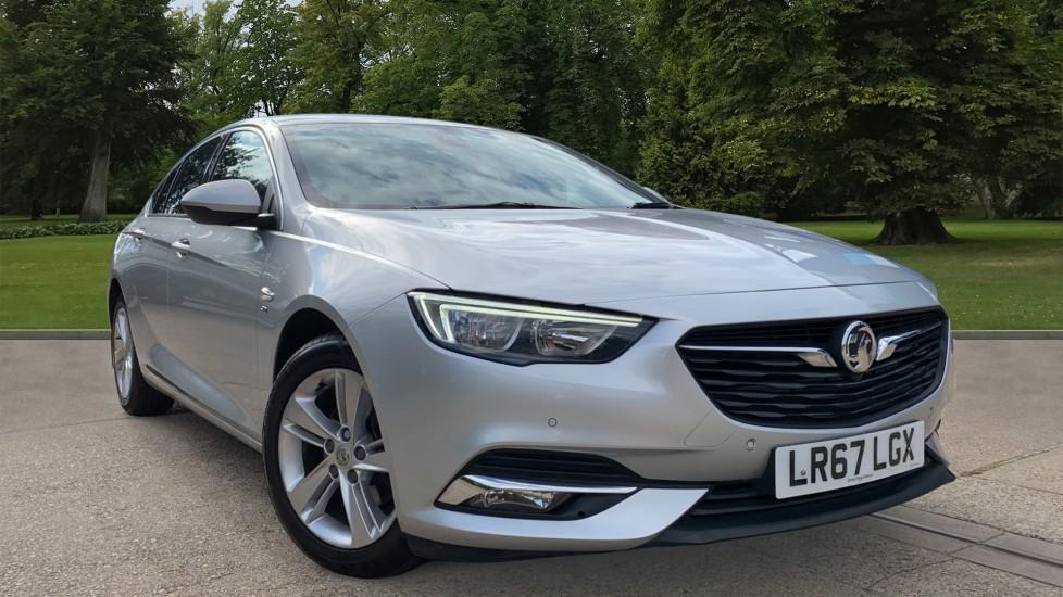 Used Vauxhall Insignia Hatchback 1.6 Turbo D ecoTEC BlueInjection SRi Nav Grand Sport (s/s) 5dr