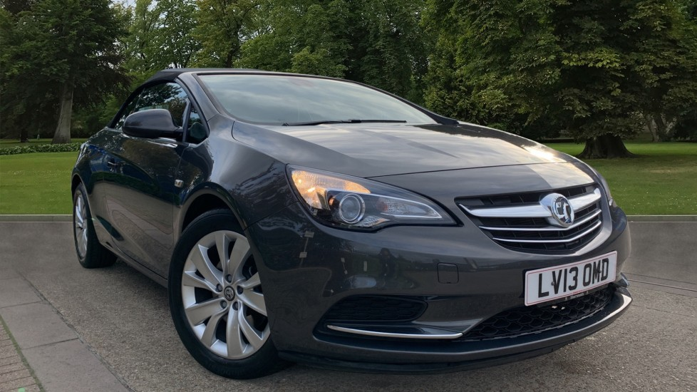 Used Vauxhall Cascada Convertible 1.4T SE (s/s) 2dr