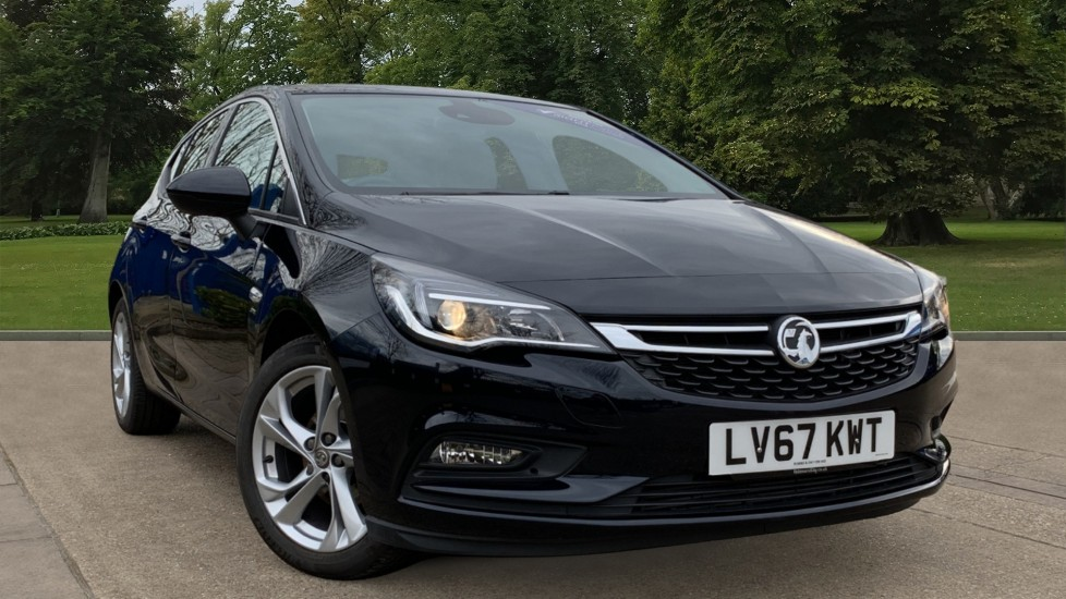 Used Vauxhall Astra Hatchback 1.4i Turbo SRi Auto (s/s) 5dr