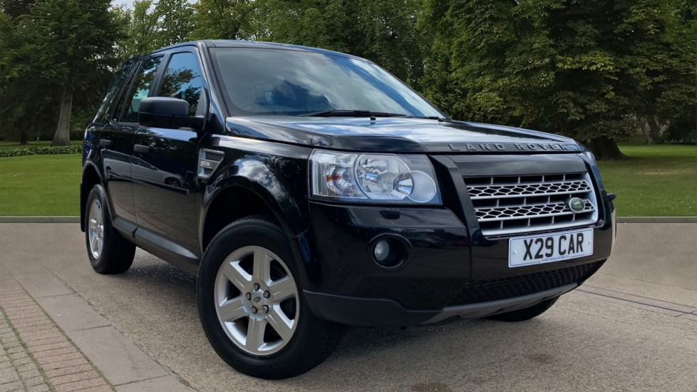 Used Land Rover Freelander 2 SUV 2.2 TD4e GS 4WD 5dr