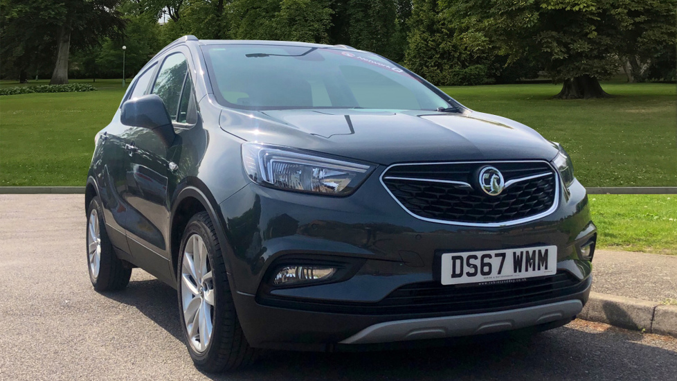 Used Vauxhall MOKKA X SUV 1.4 i Turbo ecoTEC 16v Active SUV (s/s) 5dr
