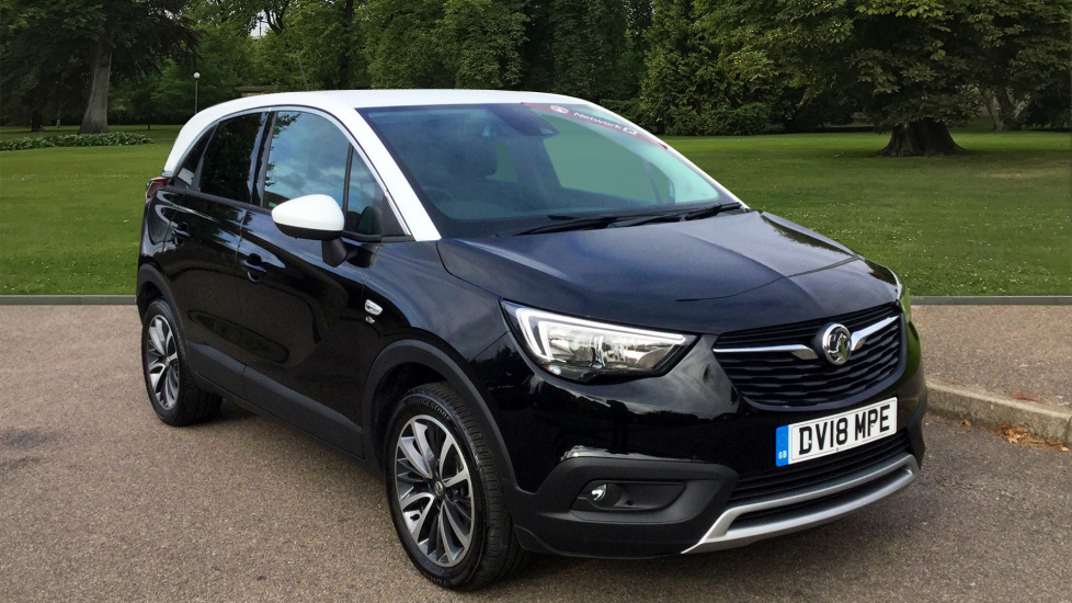 Used Vauxhall CROSSLAND X SUV 1.6 Turbo D BlueInjection Elite SUV (s/s) 5dr