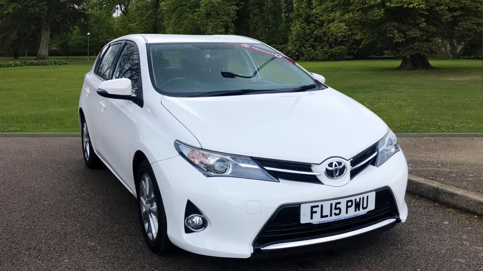 Used Toyota AURIS Hatchback 1.33 VVT-i Icon (s/s) 5dr