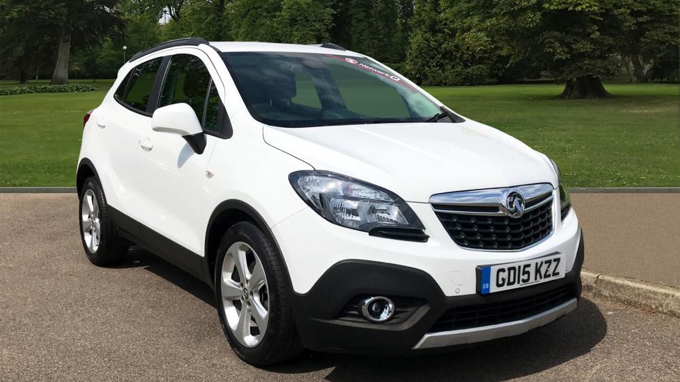 Used Vauxhall MOKKA Hatchback 1.4 i 16v Turbo Tech Line (s/s) 5dr