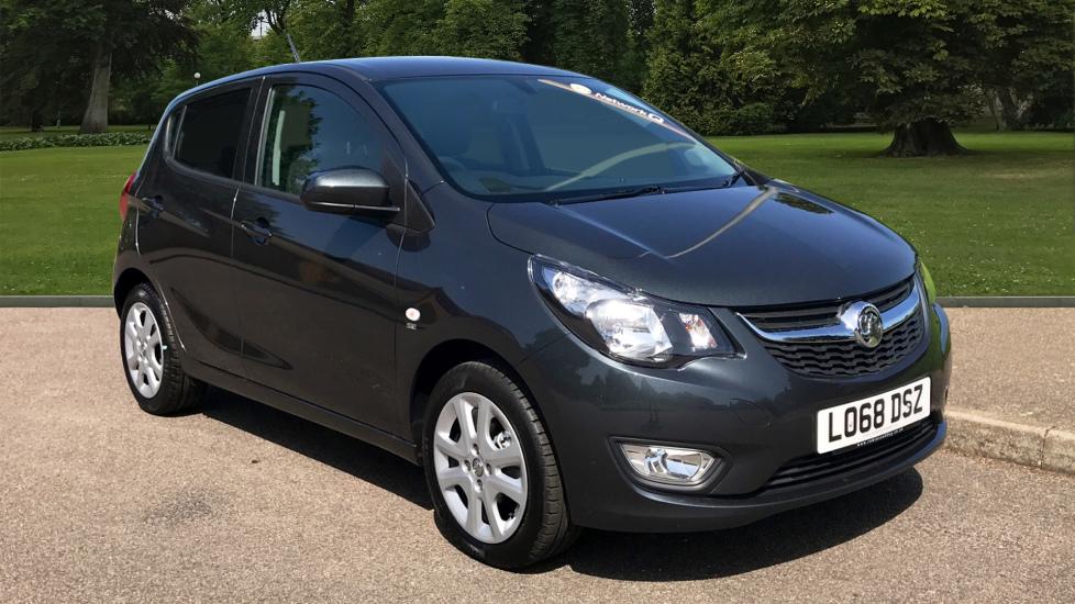 Used Vauxhall Viva Hatchback 1 0i Se 5dr A C Manual Grey