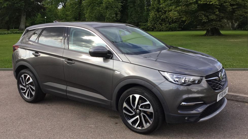 Used Vauxhall GRANDLAND X SUV 1.2 Turbo Elite Nav (s/s) 5dr