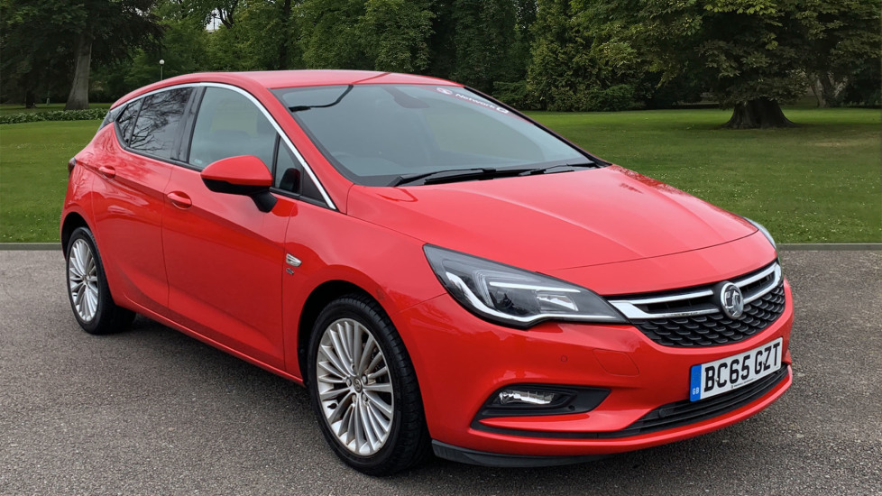 Used Vauxhall Astra Hatchback 1.4i Turbo Elite Nav 5dr