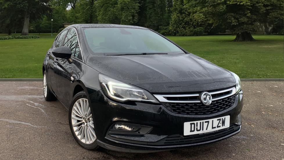 Used Vauxhall Astra Hatchback 1.4i Turbo Elite Nav 5dr