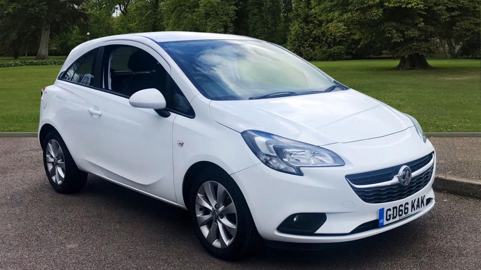 Used Vauxhall CORSA Hatchback 1.4 i ecoFLEX Energy 3dr