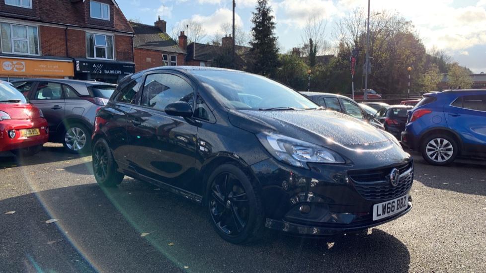 Used Vauxhall CORSA Hatchback 1.4 i ecoFLEX Limited Edition 3dr