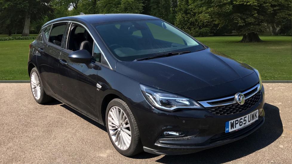Used Vauxhall ASTRA Hatchback 1.4 i Turbo 16v Elite Nav 5dr