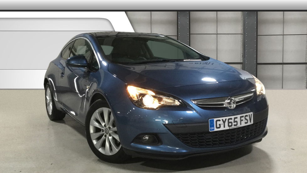 Used Vauxhall ASTRA GTC Coupe 2.0 CDTi SRi Auto 3dr