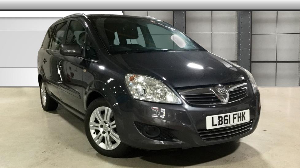 Used Vauxhall ZAFIRA MPV 1.7 CDTi ecoFLEX 16v Elite 5dr