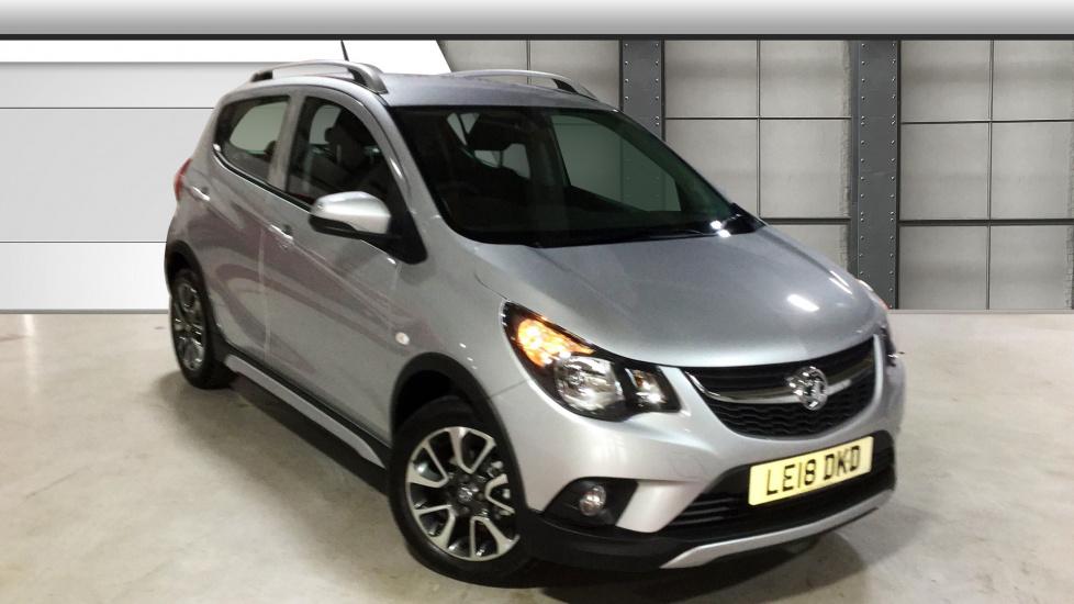 Used Vauxhall VIVA Hatchback ROCKS