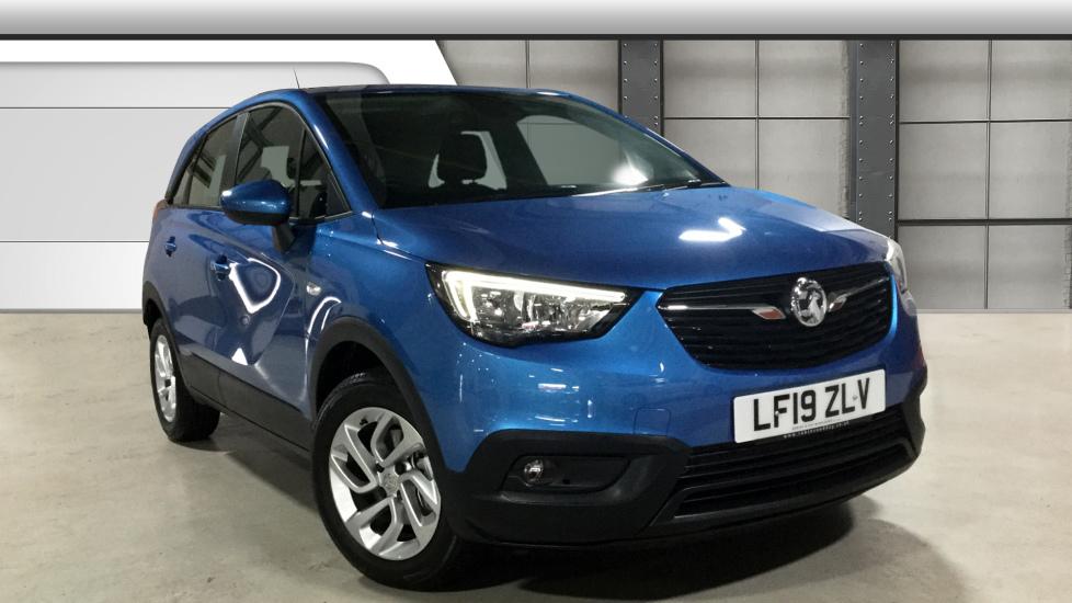 Used Vauxhall CROSSLAND X SUV 1.2 Turbo ecoTEC GPF SE Nav (s/s) 5dr
