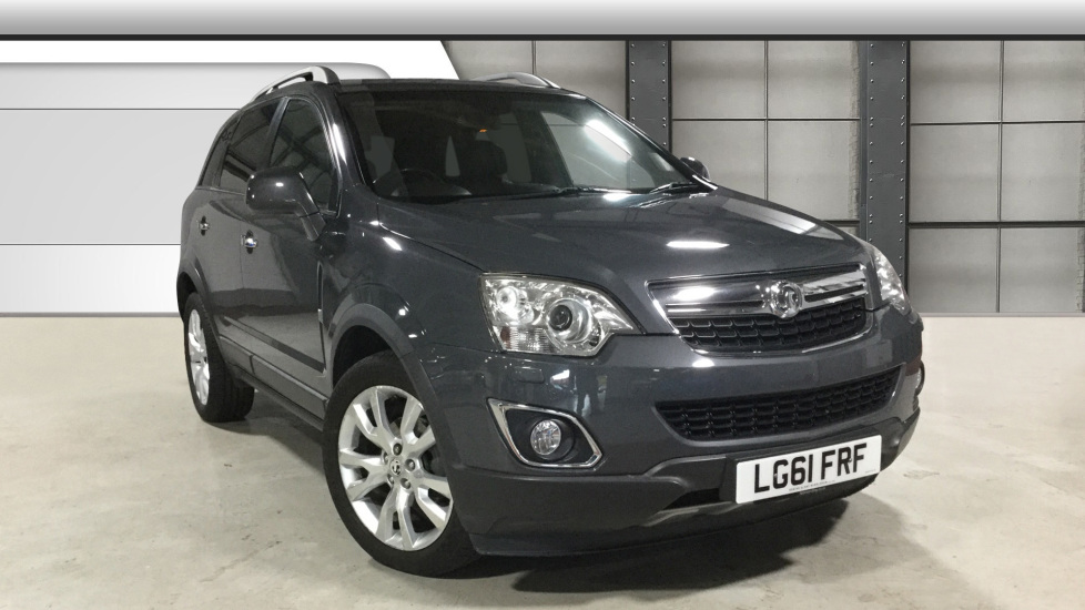 Used Vauxhall ANTARA SUV 2.2 CDTi SE AWD 5dr