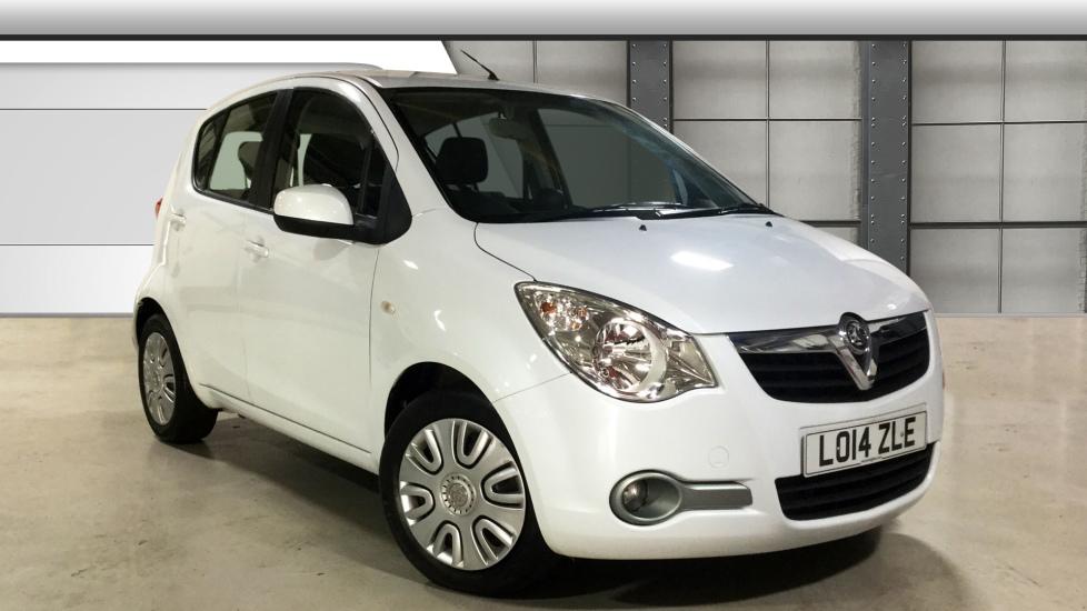 Used Vauxhall AGILA Hatchback 1.0 i ecoFLEX S 5dr