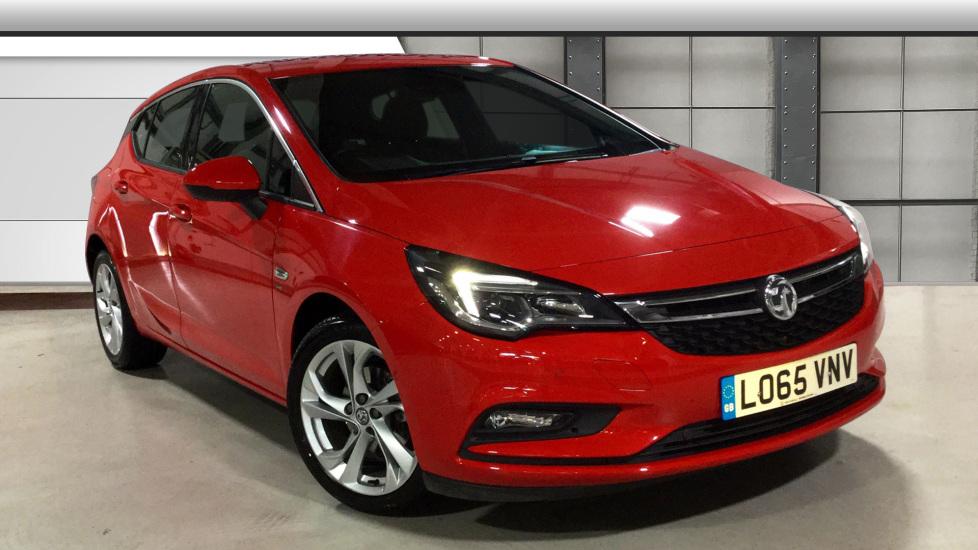 Used Vauxhall ASTRA Hatchback 1.4i Turbo SRi Nav 5dr