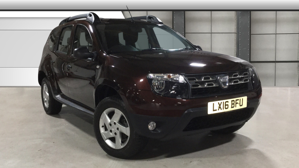 Used Dacia DUSTER SUV 1.5 dCi Ambiance Prime (s/s) 5dr