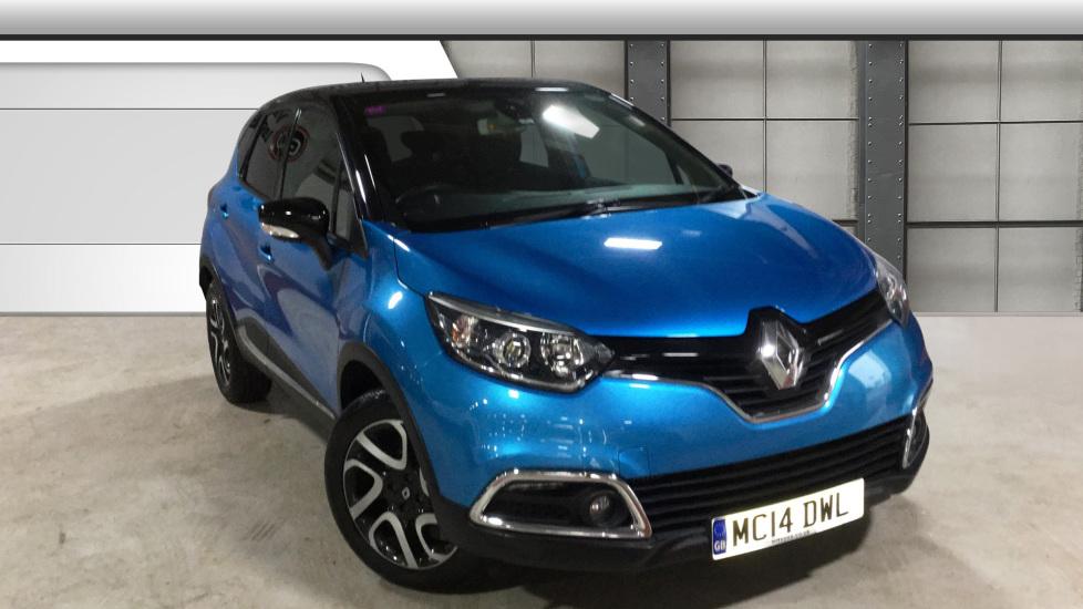 Used Renault CAPTUR SUV 0.9 TCe ENERGY Dynamique S MediaNav (s/s) 5dr