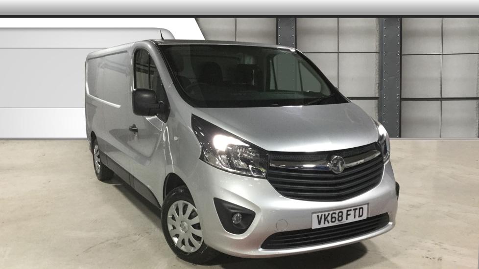 Used Vauxhall Vivaro Panel Van 1.6 CDTi 2900 Sportive L2 H1 EU6 5dr