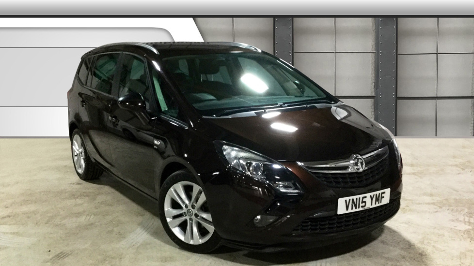 Used Vauxhall ZAFIRA TOURER MPV 1.4 i 16v Turbo SRi 5dr