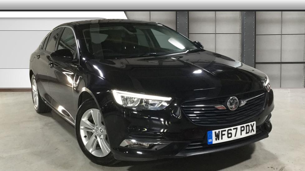 Used Vauxhall INSIGNIA Hatchback 1.5i Turbo SRi Grand Sport (s/s) 5dr