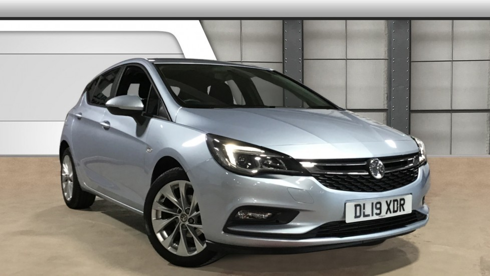 Used Vauxhall Astra Hatchback 1.0i Turbo ecoTEC Tech Line Nav (s/s) 5dr