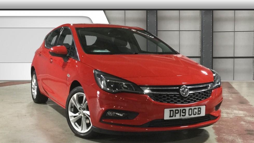 Used Vauxhall Astra Hatchback 1.4i Turbo SRi (s/s) 5dr