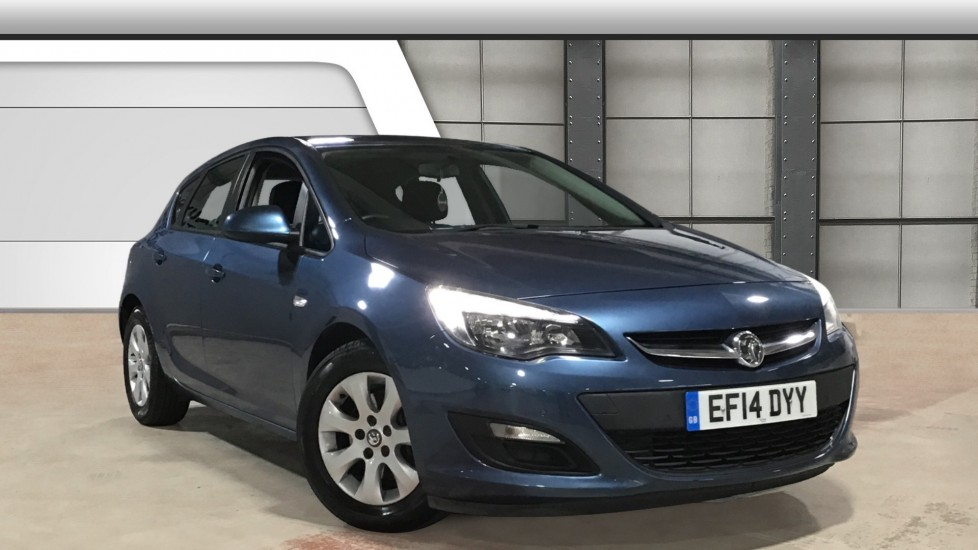 Used Vauxhall Astra Hatchback 1.7 CDTi ecoFLEX Design (s/s) 5dr