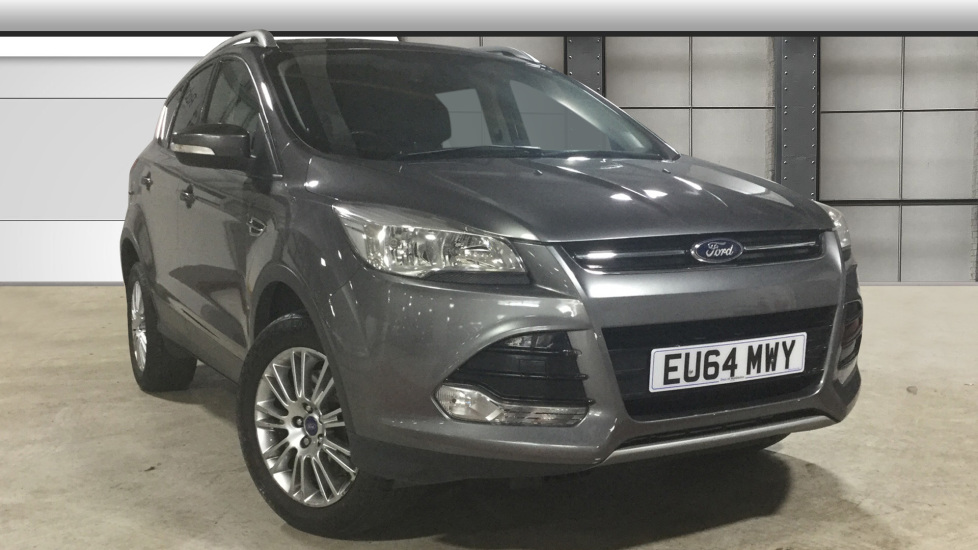 Used Ford Kuga SUV 2.0 TDCi Titanium Powershift 4x4 5dr