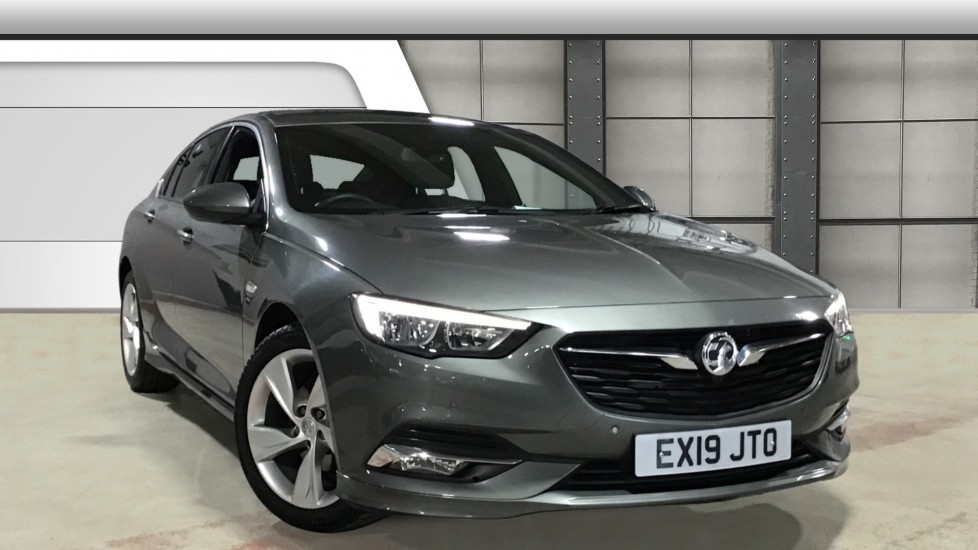 Used Vauxhall Insignia Hatchback 1.5i Turbo GPF SRi VX Line Nav Grand Sport (s/s) 5dr