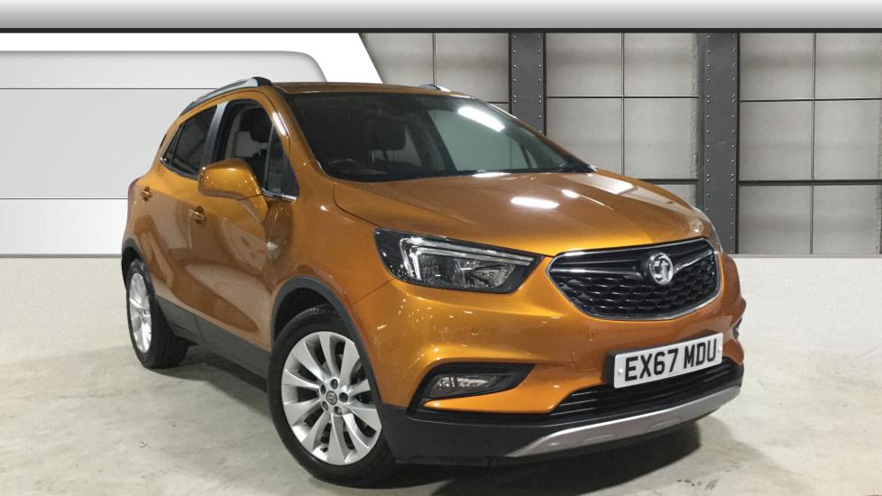 Used Vauxhall Mokka X SUV 1.4i Turbo Elite Nav Auto 5dr
