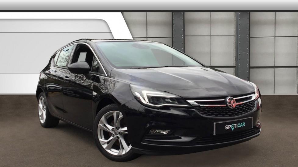Used Vauxhall Astra Hatchback 1.6i Turbo SRi Nav (s/s) 5dr