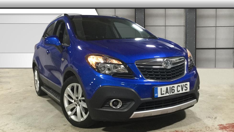 Used Vauxhall Mokka Hatchback 1.4 i 16v Turbo Exclusiv 5dr