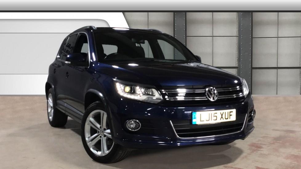 Used Volkswagen Tiguan SUV 2.0 TDI BlueMotion Tech R-Line DSG 4MOTION (s/s) 5dr